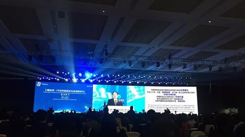 中国工程院院士周济:中国智能制造发展两步走