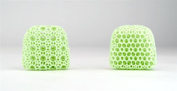 Carbon的可调3D打印晶格结构将颠覆泡沫塑料行业发展
