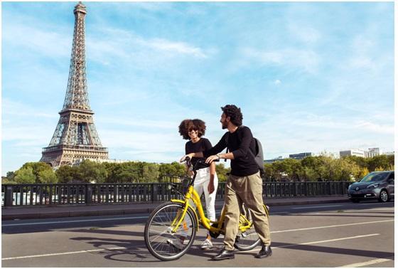 ofo将在法国巴黎投入使用 不收取用户押金