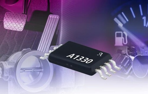 Allegro推出全新0°~360°角度传感器IC