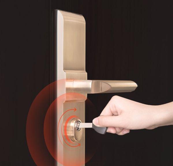 小米众筹智能锁芯发布:普通门锁秒变智能防盗锁