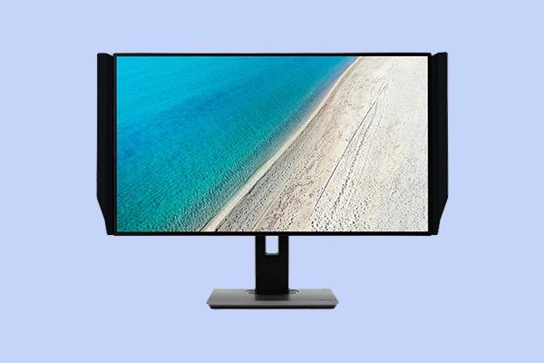 宏碁4K专业显示器开卖:sRGB色域可达130%
