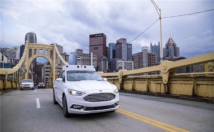 福特:混合动力更适合自动驾驶汽车