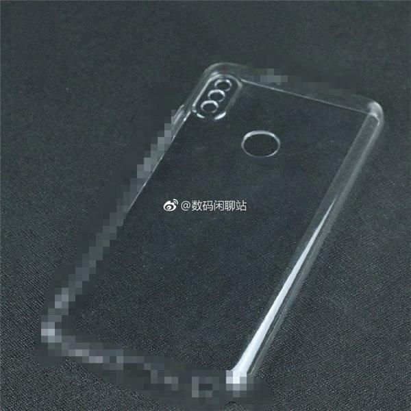 小米MIX3就是这样?背部神似iPhone X