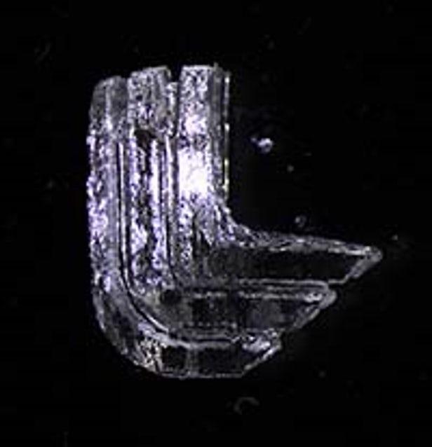 激光全息图可以在几秒钟内创建出3D打印物体