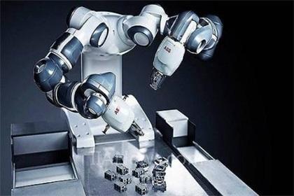 三菱电机进军人机协作 首款协作机器人登场德国自动化展