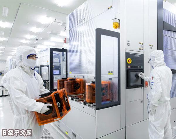 全球半导体制造设备出货额将时隔17年创新高
