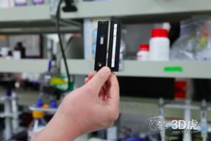 研究员借3D打印技术加快结核病诊断设备的开发周期