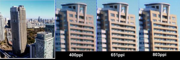 下一代VR头显标配?日本JDI推ppi达803的VR专用屏幕