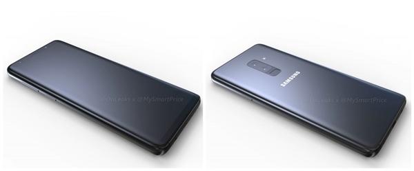 二代10nm、屏占提升!三星Galaxy S9/S9+发布时间曝光