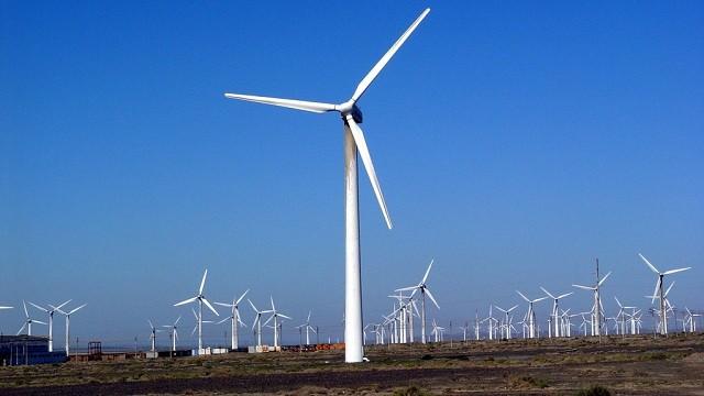 河北承德围场风电行业税收首次突破1亿元