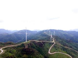 中广核在贵州风电装机容量达75.6万千瓦跃居榜首