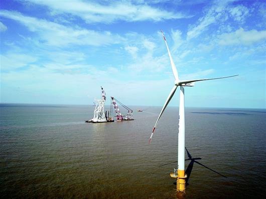武桥重工海上风电项目获最高工程奖
