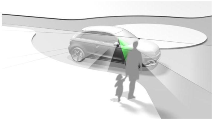 海拉研发新照明系统 助力自动驾驶车载通信