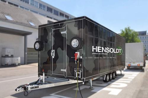 HENSOLDT AM SUITE:一款移动式、自给自足的3D打印单元