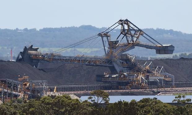 全球最大煤炭出口港纽卡斯尔宣布脱碳转型