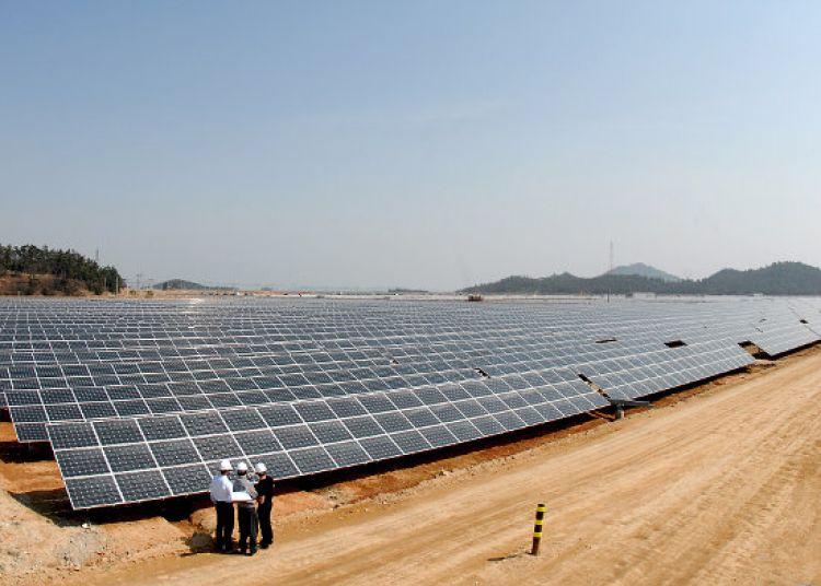 韩国拟到2030年可再生能源装机量达58.5GW