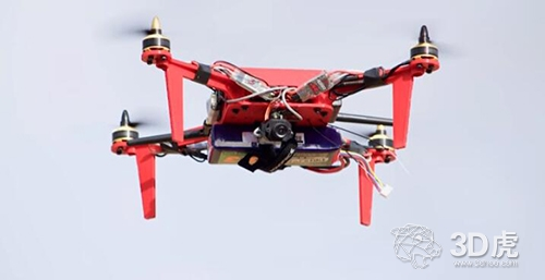 美军将在战场前线部署按需3D打印的无人机