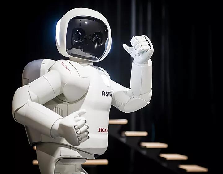 人形机器人中绝对的第一 本田和丰田两款成精的机器人作品欣赏