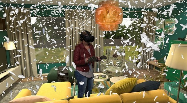 未来商店的模板? 宜家为新商店制作VR体验