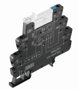 魏德米勒TERM系列继电器模块