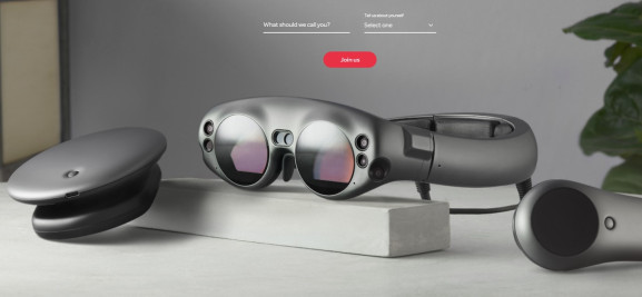 专访Magic Leap CEO:室内AR只是第一步