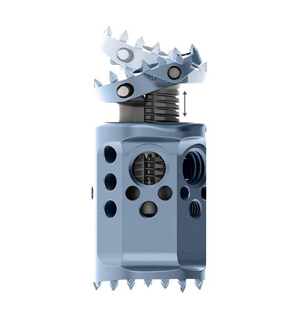 K2M的3D打印CAPRI脊椎植入体首次获得CE认证