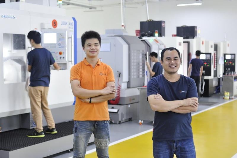 WAYKEN:如何选择CNC还是3D打印进行加工?