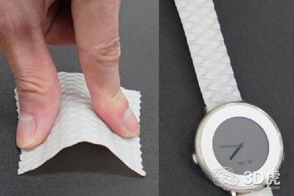 日本工程师开发出3D打印触觉表面图案的新技术