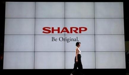 日媒:夏普公司或将任命联合首席执行官 明年初生效