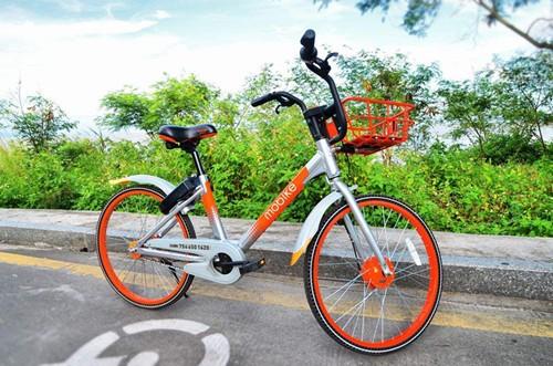 摩拜共享单车结构图