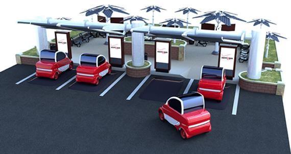 波士顿:汽车界未来新概念——共享+自驾+电动车改变移动出行方式