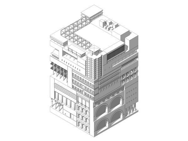3D打印巨型模型将35个世界着名建筑物汇集在一起
