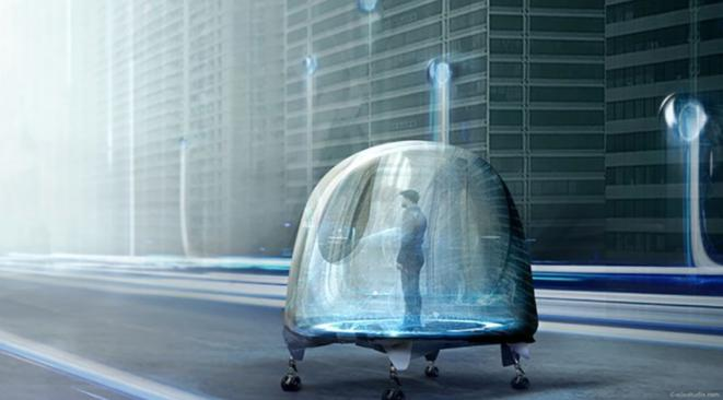 Oiio采用模块化设计理念 2060或推出未来通勤车辆