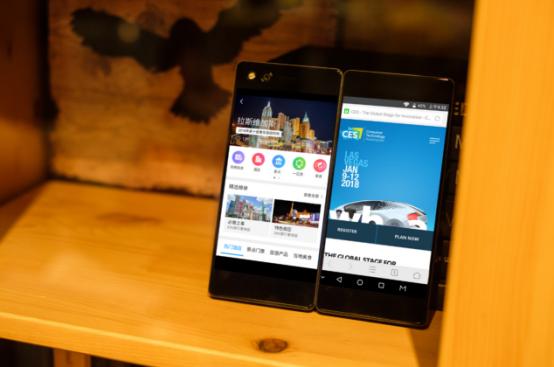 中兴折叠智能手机即将亮相CES 国内即将上市