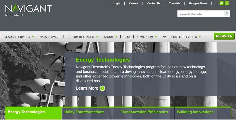 施耐德电气和西门子入选全球顶级能源服务类企业