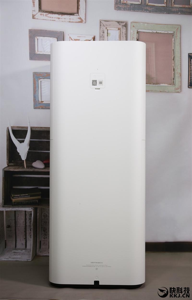 杀鸡就用宰牛刀 米家空气净化器MAX评测:1000m3/h除霾神器