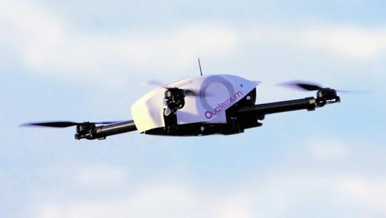 无人机最长留空飞行时间再次刷新:4小时40分钟