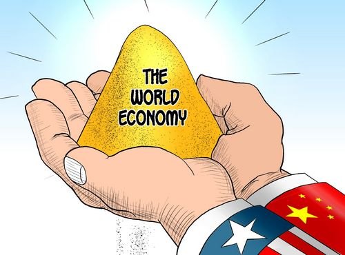 CEBR:到2032年中国有望成为世界第一大经济体