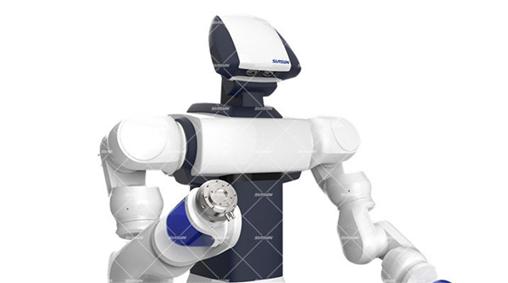国产新松双臂协作机器人
