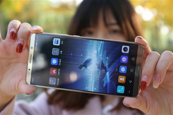 外媒评测HUAWEI Mate 10 Pro:年度最佳续航手机