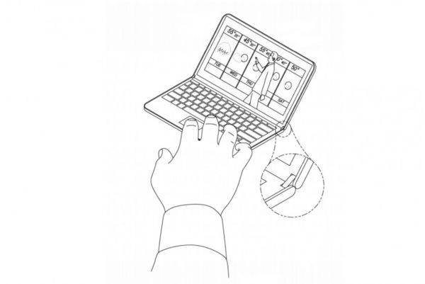 微软专利展示双屏幕Surface Phone智能手机