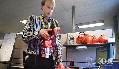 加拿大核电站使用3D打印和虚拟现实节省开支并促进创新