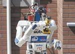 2018年冬奥将现机器人志愿者