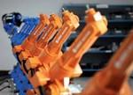 我国工业机器人产量前10月首次突破10万台