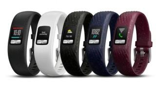 Garmin发布vivofit 4系列智能手环