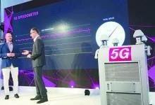 中美欧谁能引领5G时代