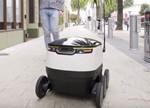 旧金山禁止自动送货机器人进入市中心