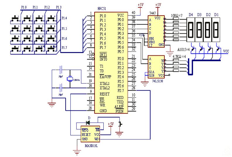 从机通信与光信号取样电路设计   恒德照明系统主机与从机选用的RS485通信收发器芯片为MAX485,它是MAXIM公司生产的用于RS485通信的低功率收发器件,采用单一电源+5 V工作,额定电流为300 A,采用半双工通信方式。它完成将TTL电平转换为RS485电平的功能。MAX485芯片内部含有一个驱动器和接收器。RO和DI端分别为接收器的输出和驱动器的输入端,与单片机连接时只需分别与单片机的RXD和TXD相连即可;RE和DE端分别为接收和发送的使能端,当RE端为逻辑0时,器件处于接收状态;当DE