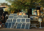 时髦的太阳能板不中用:炙热非洲却发展不起来太阳能发电